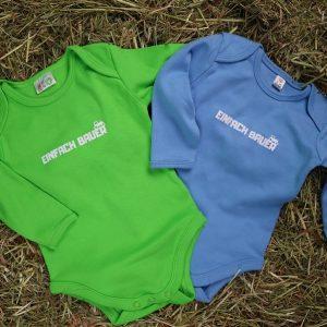 Der Einfach Bauer Baby Body