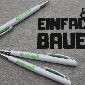 Der Einfach Bauer Kugelschreiber
