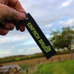 Der Einfach Bauer Schlüsselanhänger