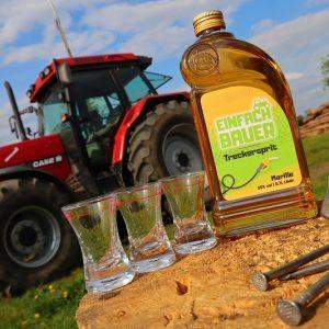 Der Einfach Bauer Treckersprit