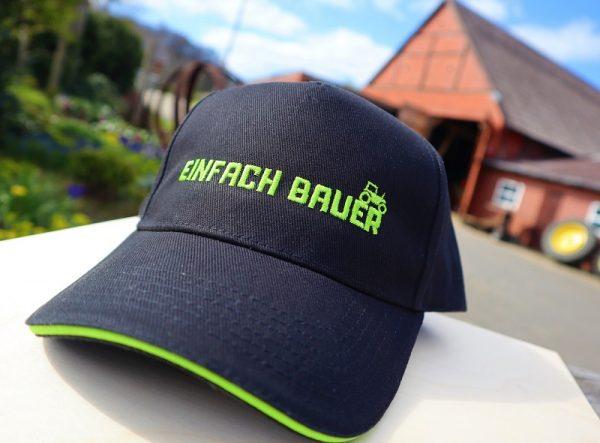 Die Einfach Bauer Cap