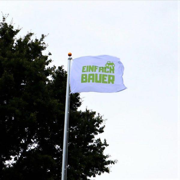 Die Einfach Bauer Fahne