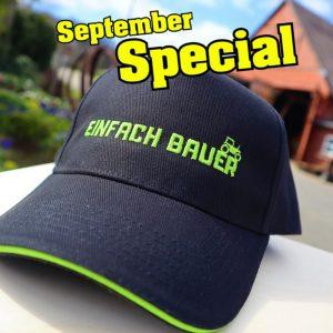 Einfach_Bauer_Cap_September_Special